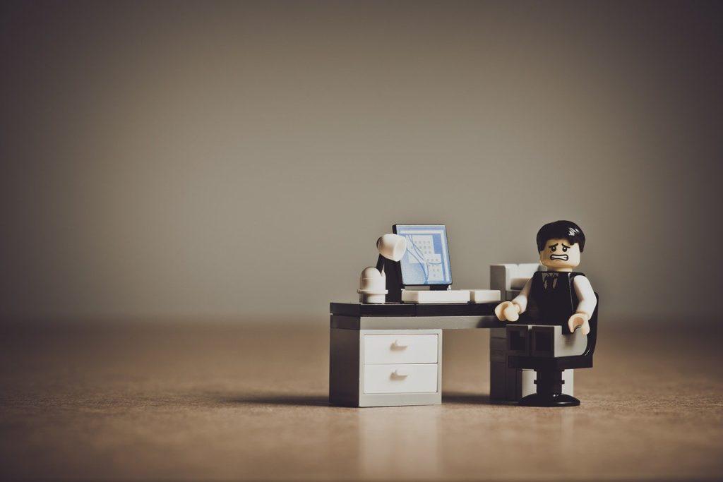 stres a wypadek w pracy i odszkodowanie
